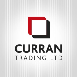 Curran Trading Logo Design and Branding