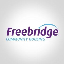 Freebridge Logo Design and Branding by Cameron Creative, Norwich