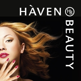 Heaven Beauty Logo Design and Branding