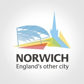 Norwich Logo Design