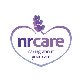 NR Care Logo Design