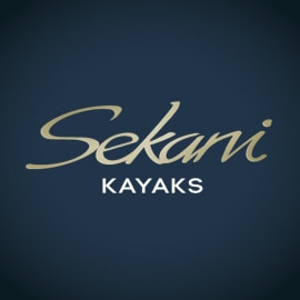 Sekani Kayaks Logo Design by Cameron Creative, Norwich
