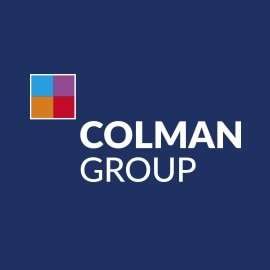 Colman Group Logo Design by Cameron Creative, Norwich