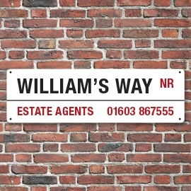 William's Way Logo Design by Cameron Creative