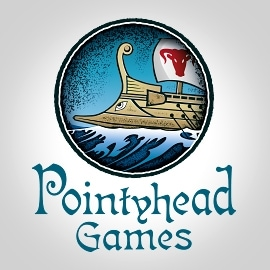 Pointyhead Games Logo Design by Cameron Creative, Norwich