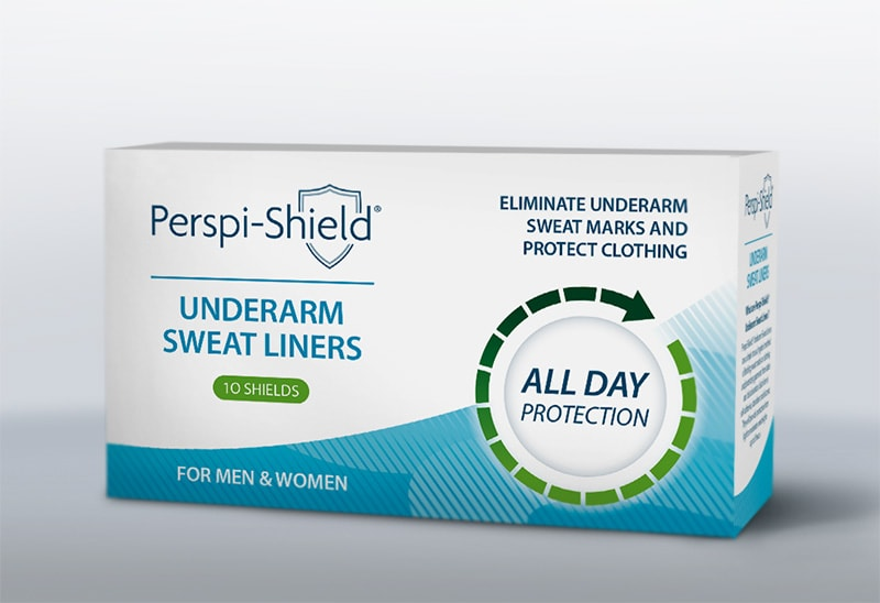 Perspi-Shield Packaging Design by Cameron Creative, Norwich