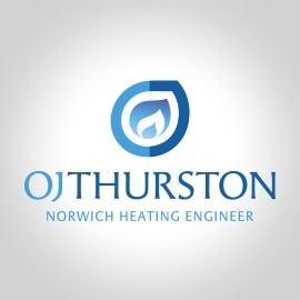 OJ Thurston - Logo Design by Cameron Creative, Norwich