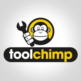 Toolchimp logo design by Cameron Creative Norwich