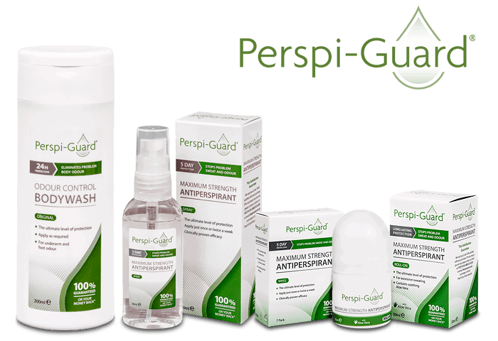 Perspi-Guard Packaging by Cameron Creative
