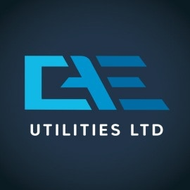 CAE Utilities Logo by Cameron Creative
